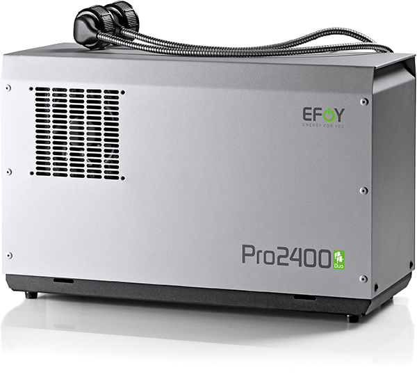 EFOY Pro - reliable and off-grid power supply