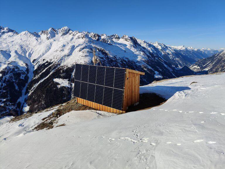 Bergbahnen Soelden Funk Skigebiet
