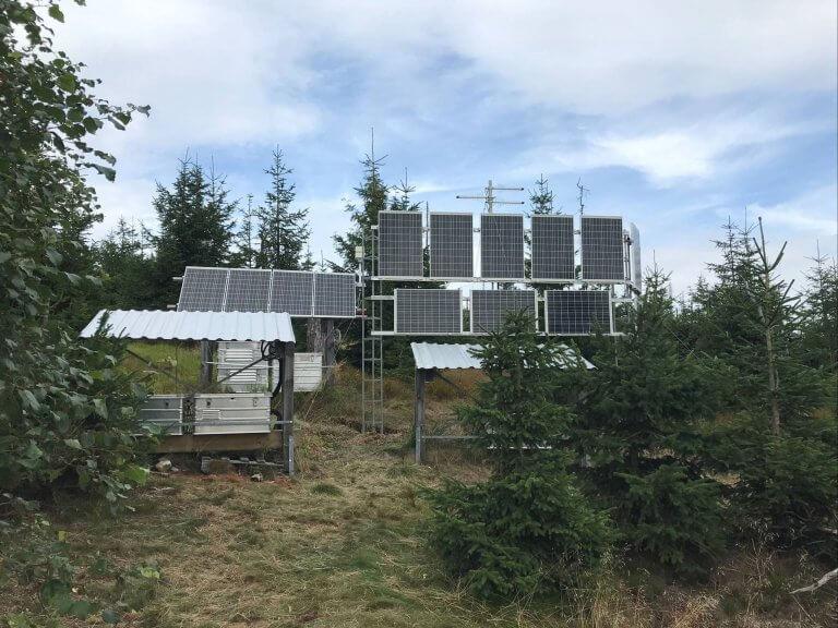 Bayerischerwald Kit Institut Meterologie Klimaforschung Karlsruhe Solar Procube