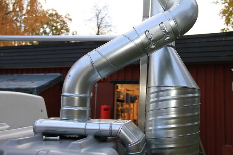 Brennstoffzelle Forschungsprojekt Lund Schweden Icos Awilco 5