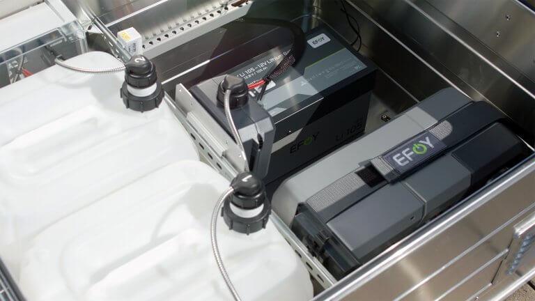 Efoy Pro Cube Efoybatterie Brennstoffzelle