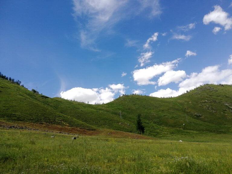 Green Century China Kanas National Geopark