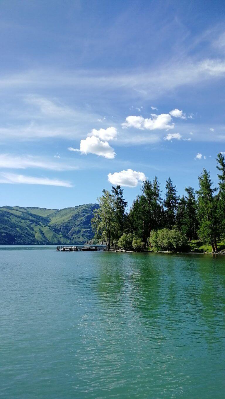 Green Century Kanas National Geopark See