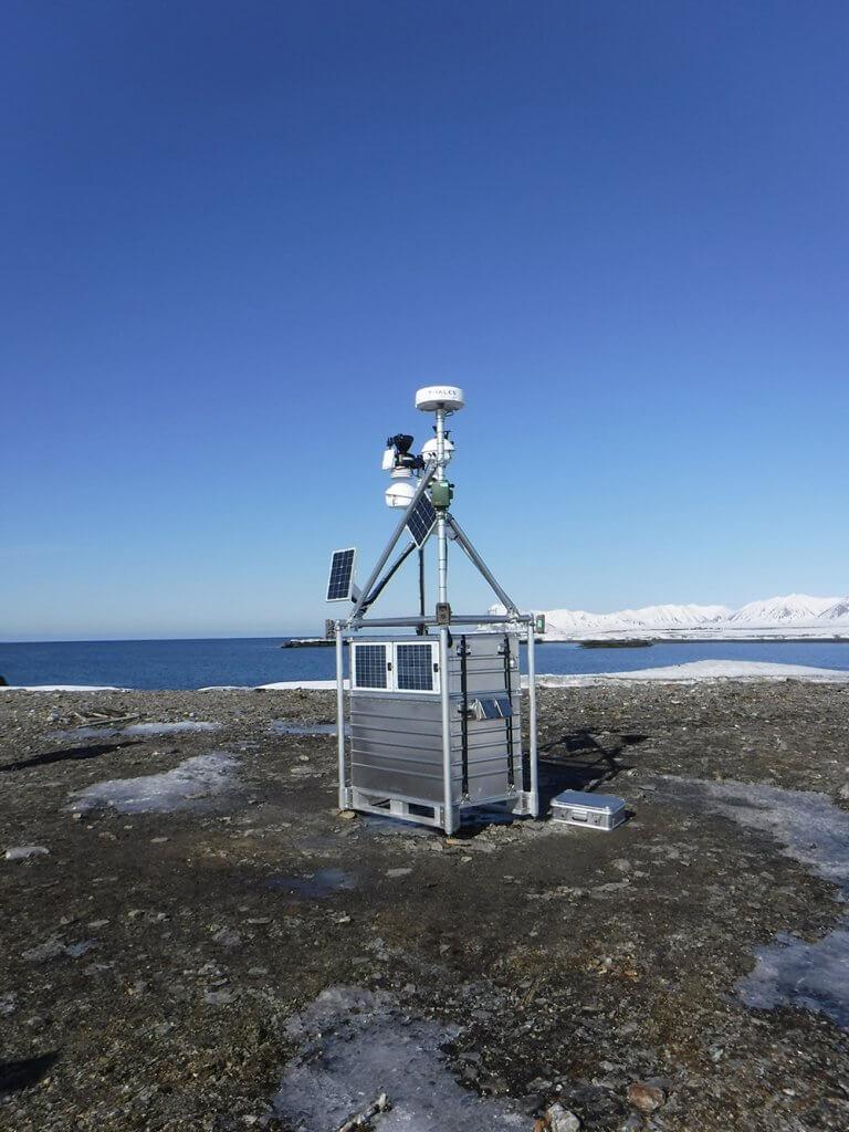 Ik Foundation Fcs Antarktis Station