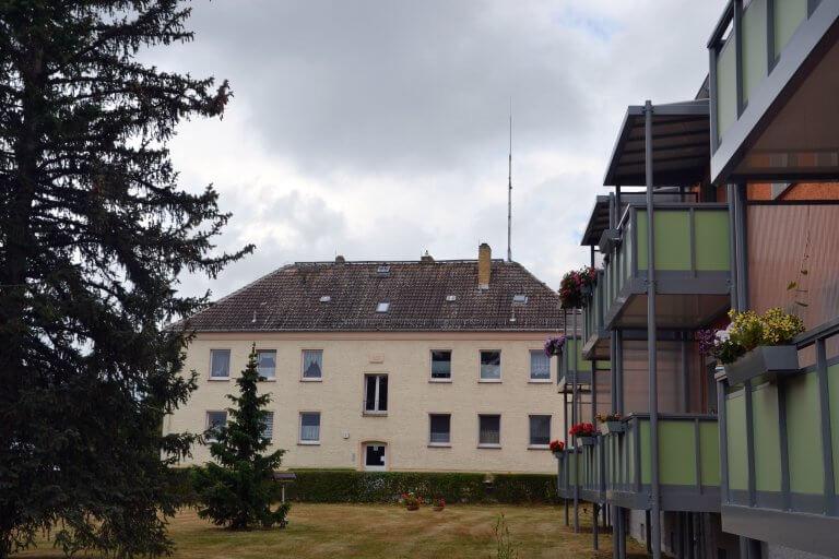 Landratsamt Meißen Funk Alamierung Efoypro Gebaeude Balkon