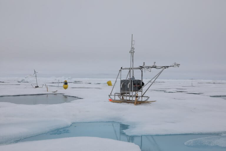 Mosaic Efoy Proenergybox Arctic Eis Schlitten