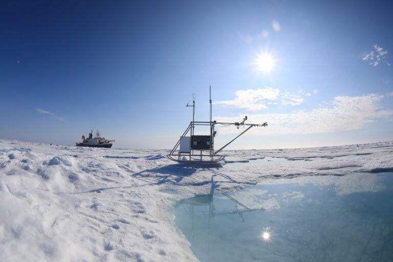 Mosaic Efoy Proenergybox Arctic Eis Wasser