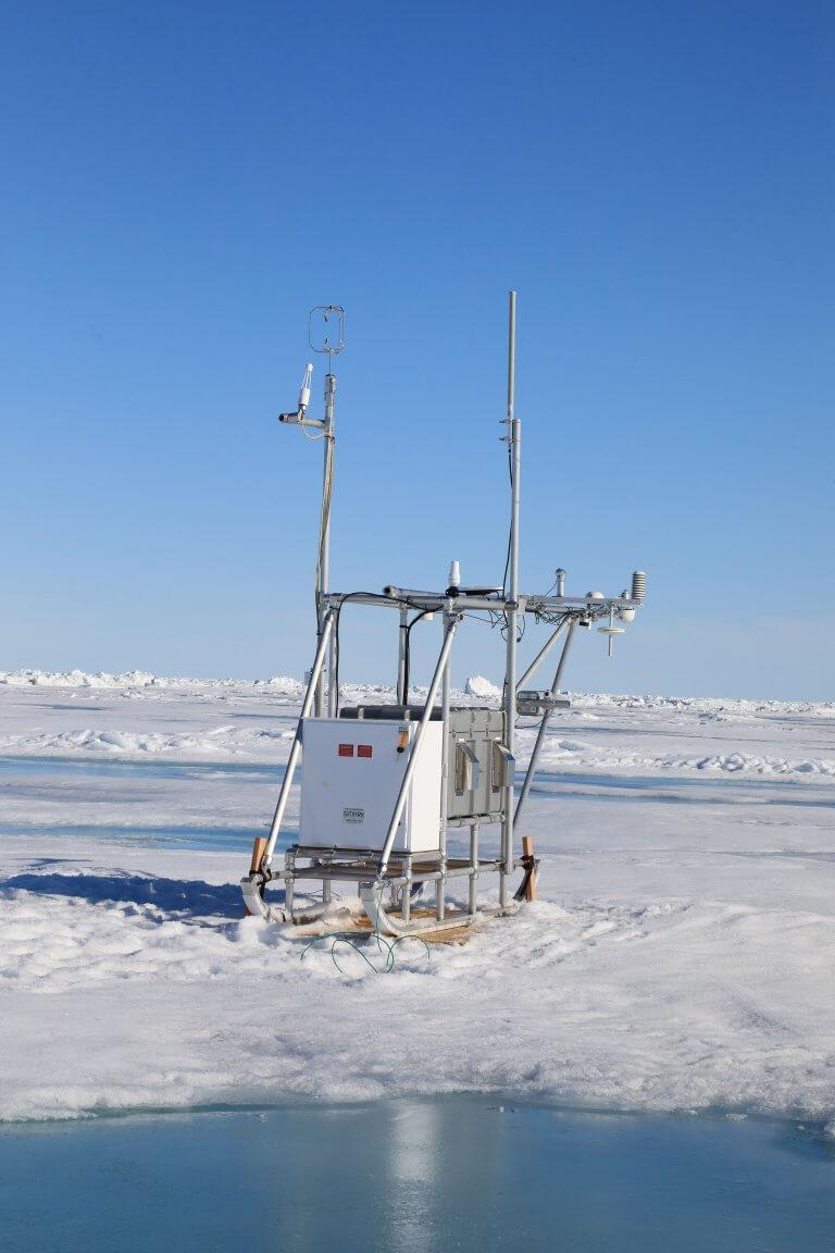 Mosaic Efoy Proenergybox Arctic Ice Blue