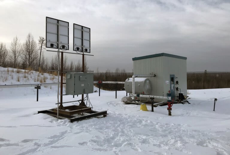 Oil Gas Application Simark Cabinet