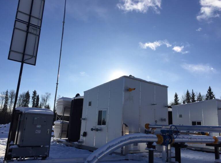 Oil Gas Cabinet Simark Winter