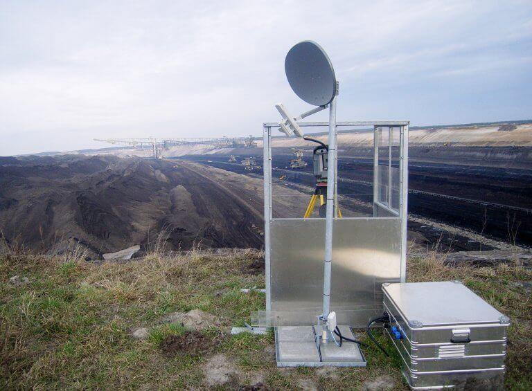 Vattenfall Europe Mining Stromversorgung Monitoringsystem 2