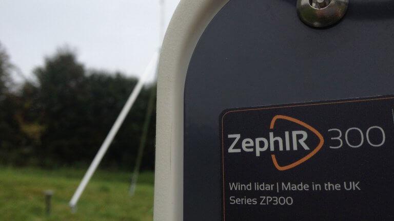 Zephir Windmessung Abgelegene Orte 16 9