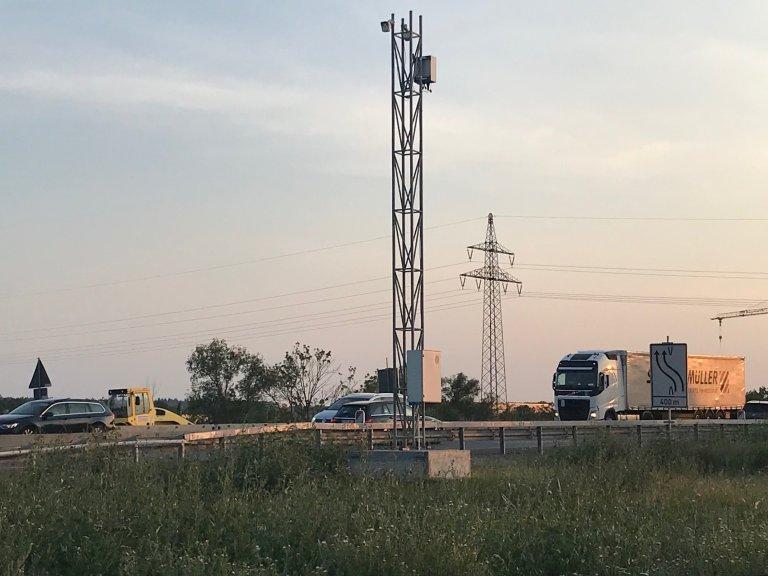 Autobahn Bayerische Strassenbauverwaltung