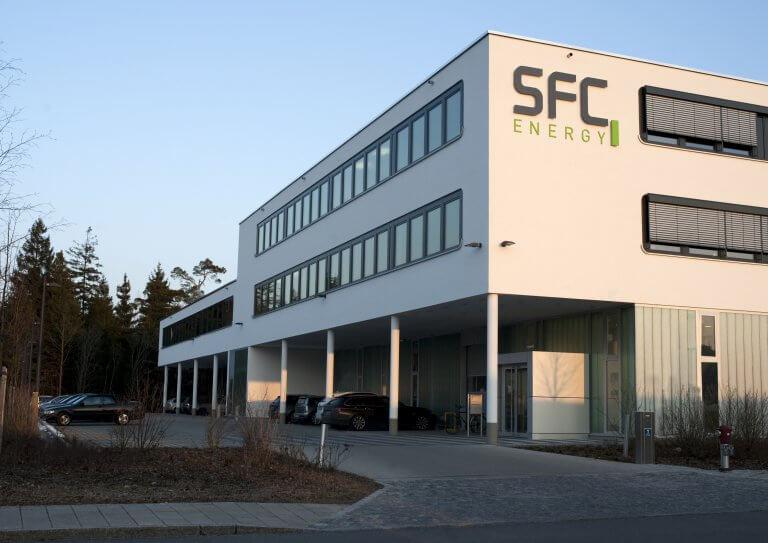 SFC Gebäude