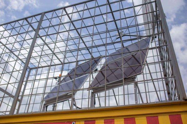 Arbuz Magadan Highway Notfall Container Solar Efoypro