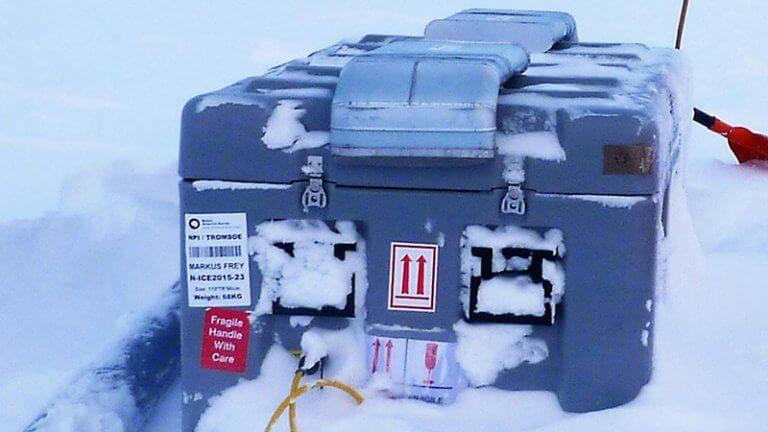 Arctic Survey Forschung Antarkis Netzferner.strom