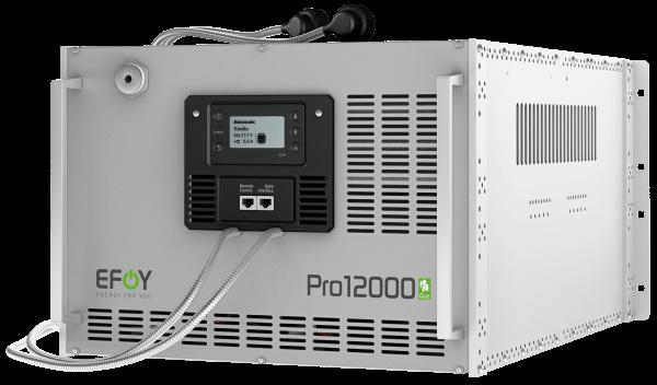 Efoy Pro 12000 Brennstoffzelle Freigestellt