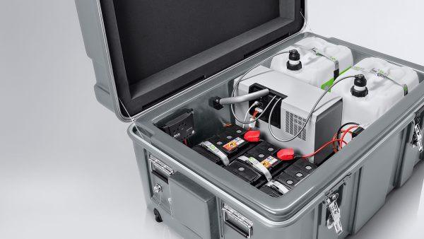 Efoy Pro Energy Box Offen Freigestellt