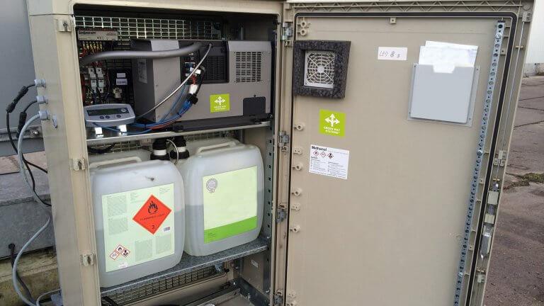 Greenway Systems Strassenverkehrstechnik Stromversorgung 16 9
