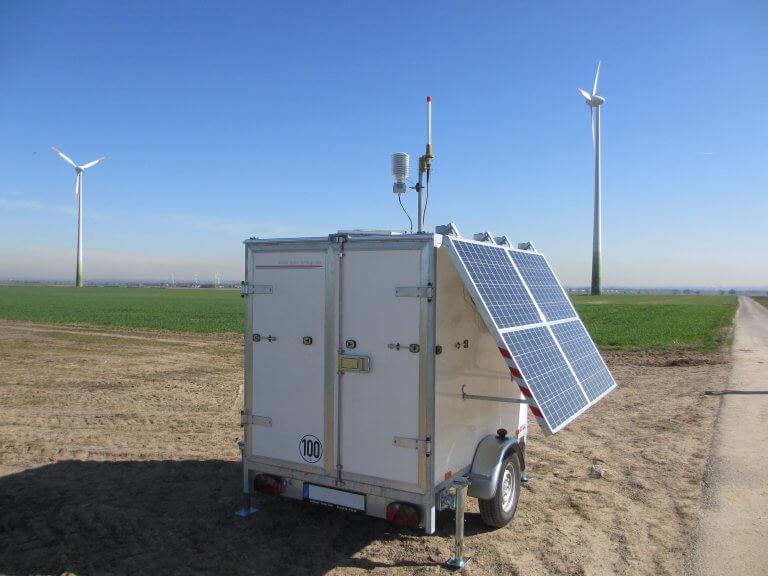 Gwu Umwelttechnik Windmessung Brennstoffzellen
