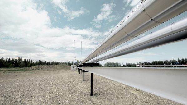 Oel Gas Pipeline Wald Sand