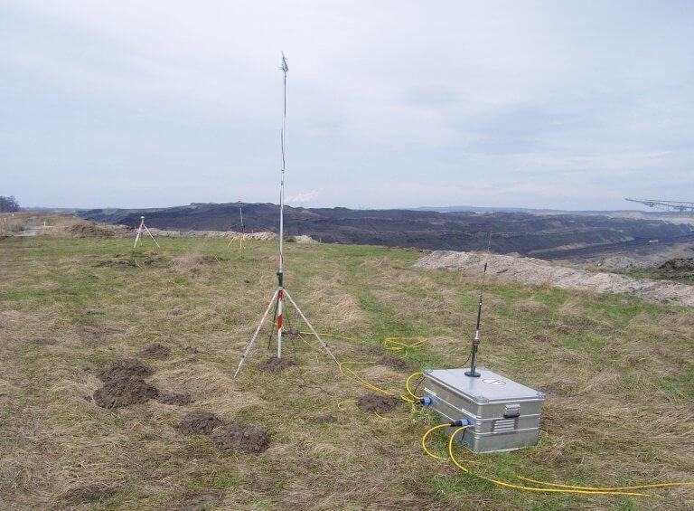 Vattenfall Europe Mining Stromversorgung Monitoringsystem