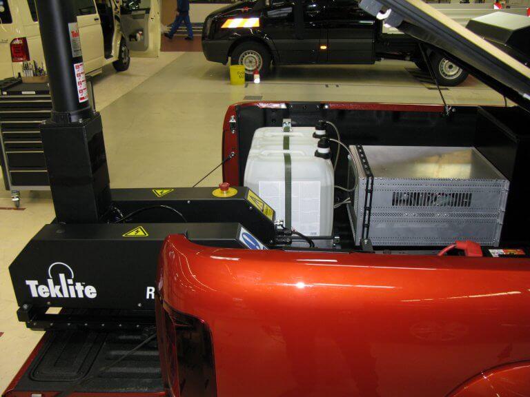 Vw Amarok 12000duo Brennstoffzelle