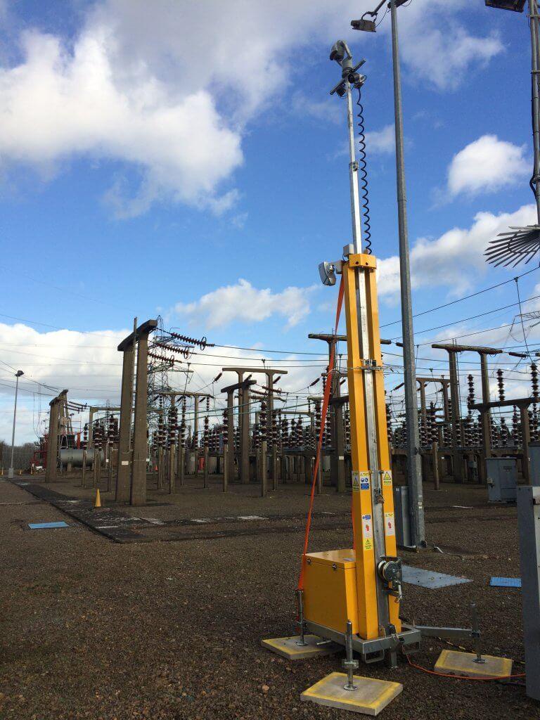 Wireless Cctv Netzferne Stromversorgung 6